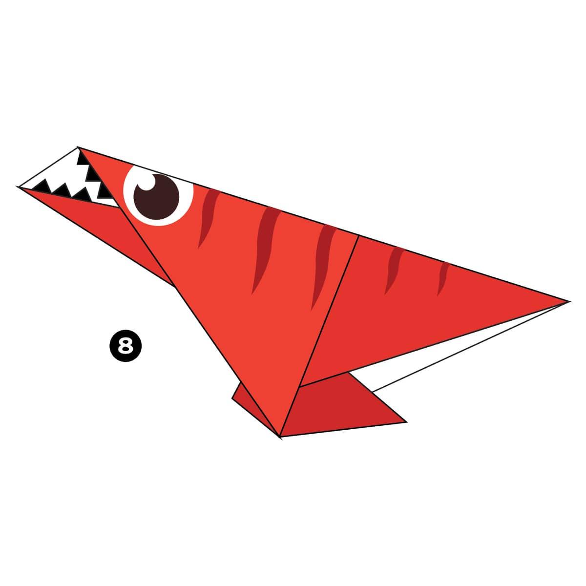Deinonychus Step 8
