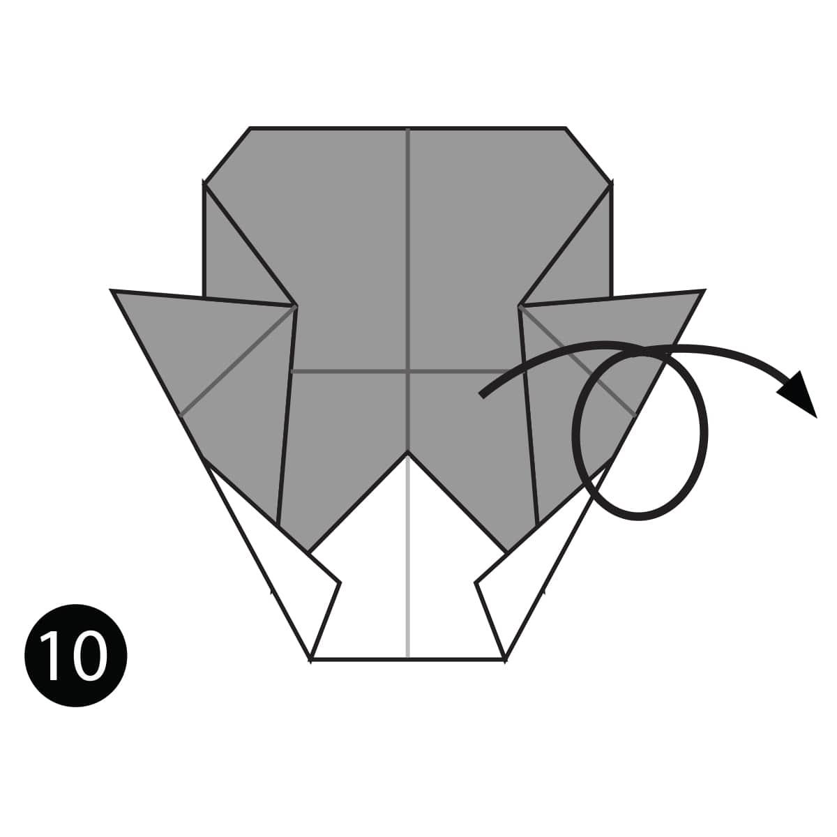 Dracula Step 10