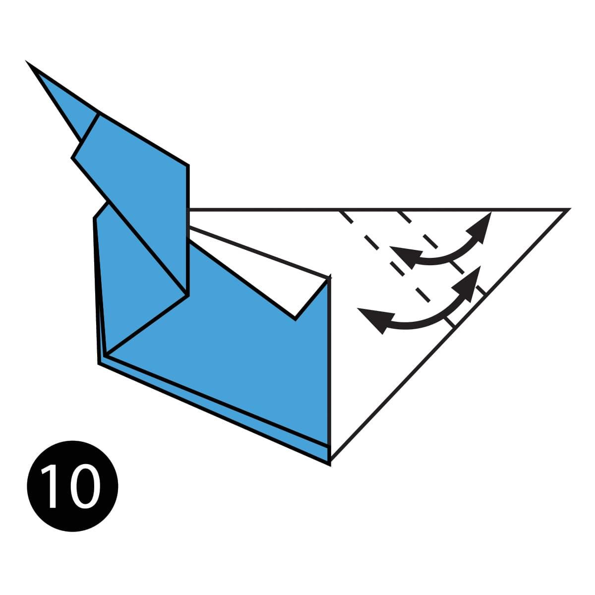 Duck Step 10