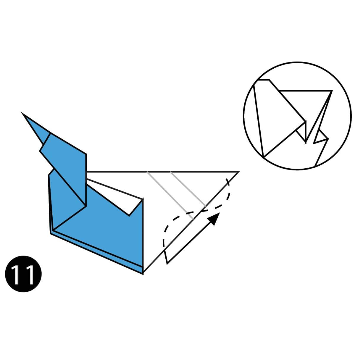Duck Step 11