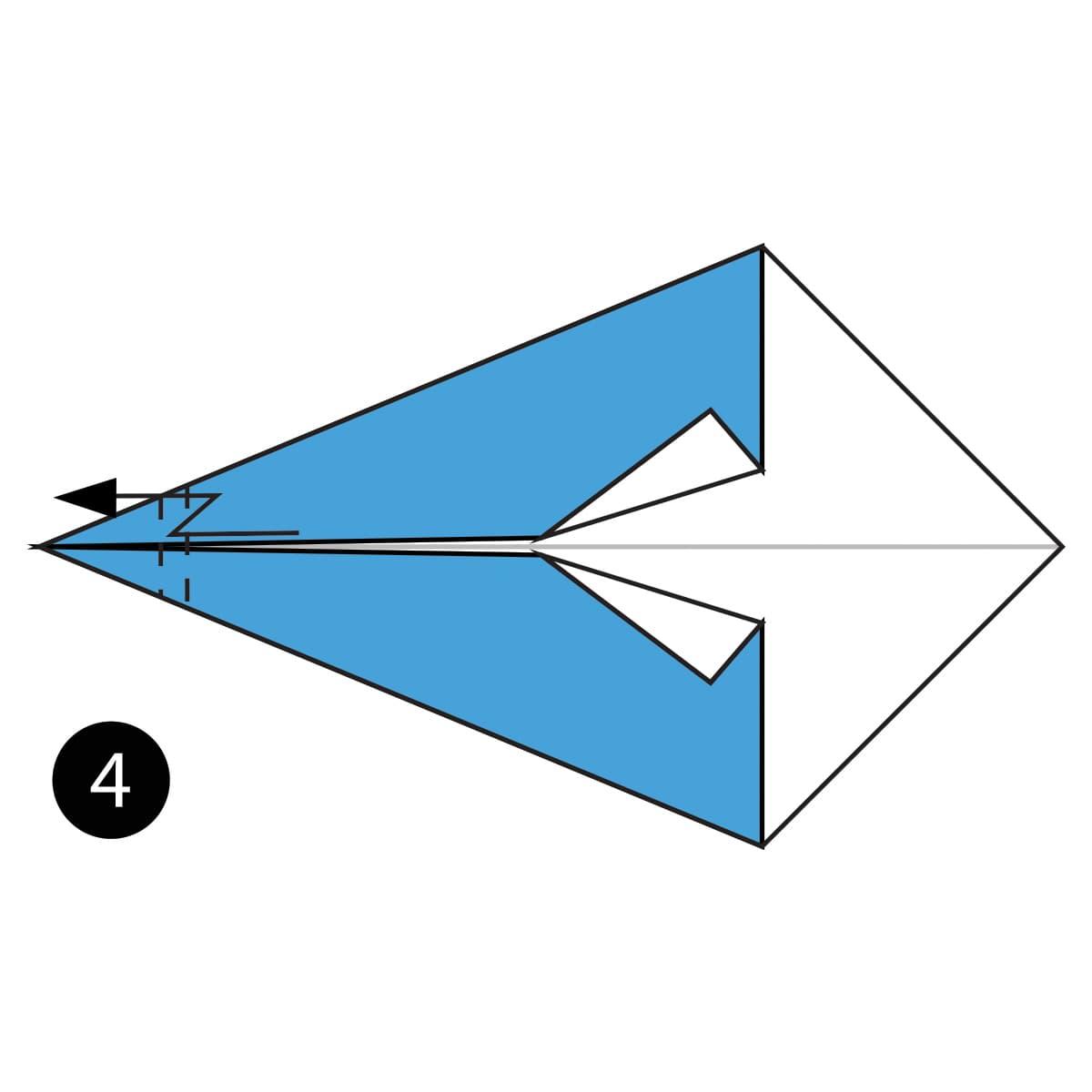 Duck Step 4