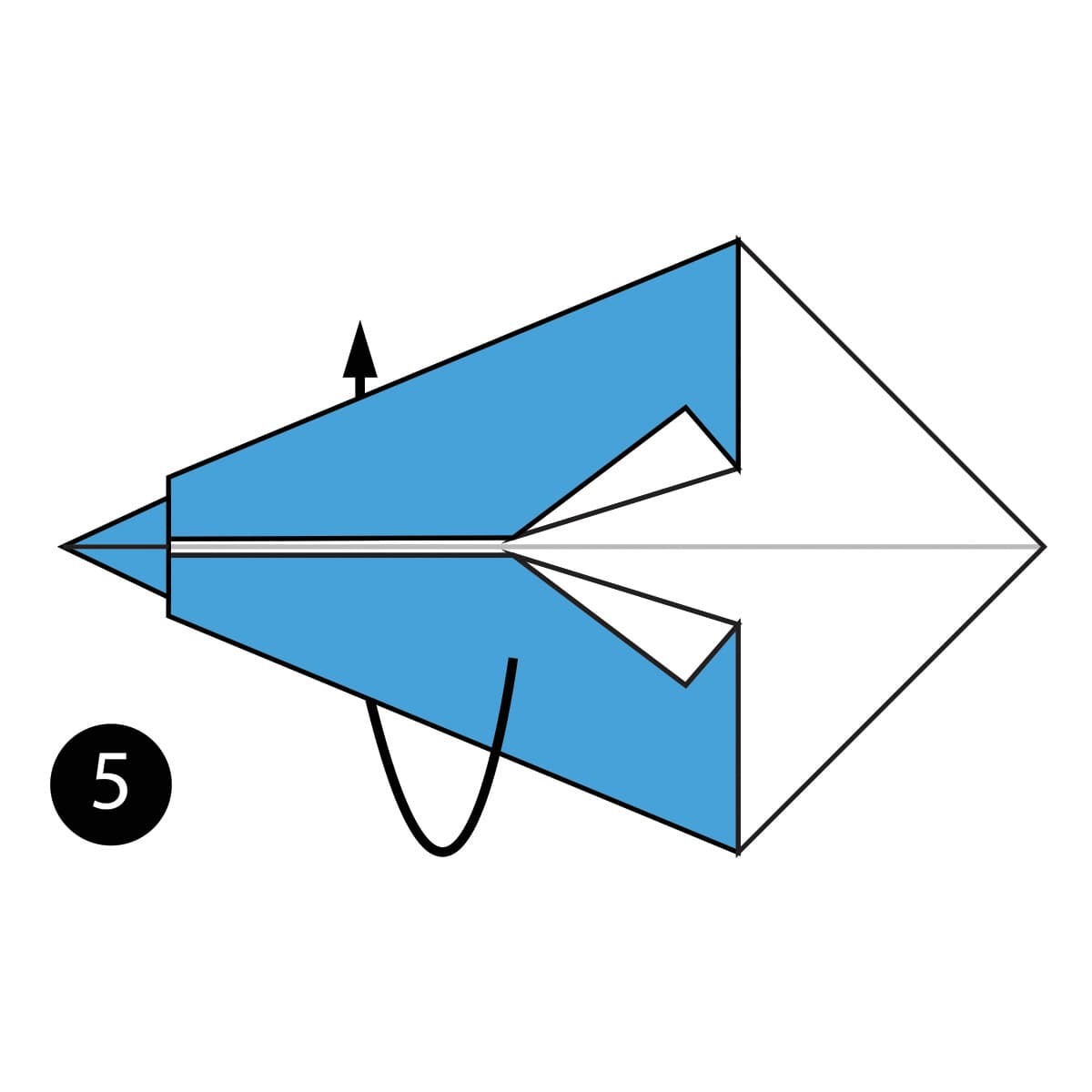 Duck Step 5