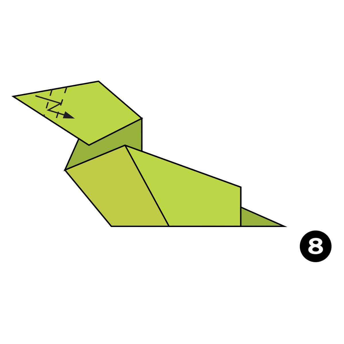Duck Step 8