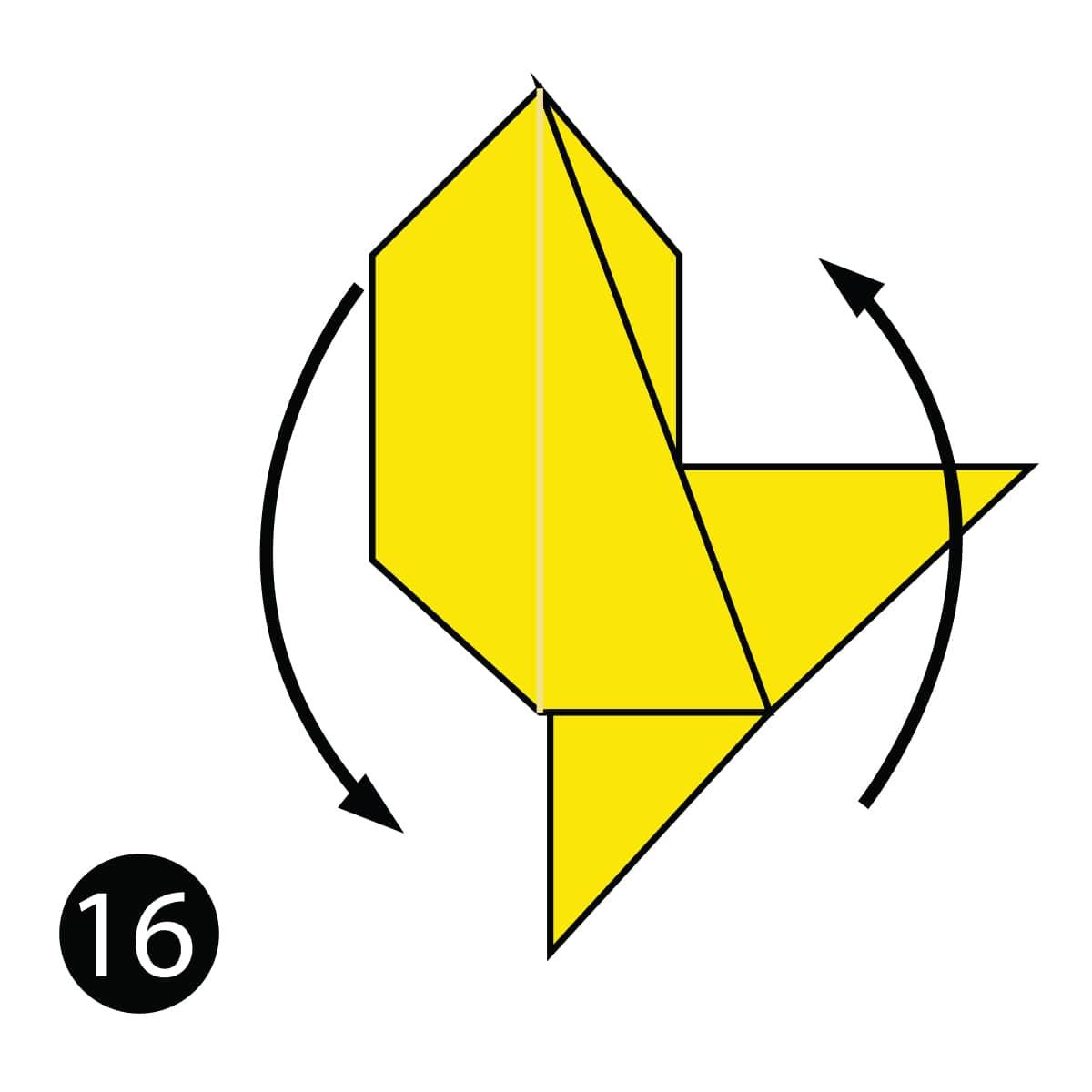 Goldfish Balloon Step 16