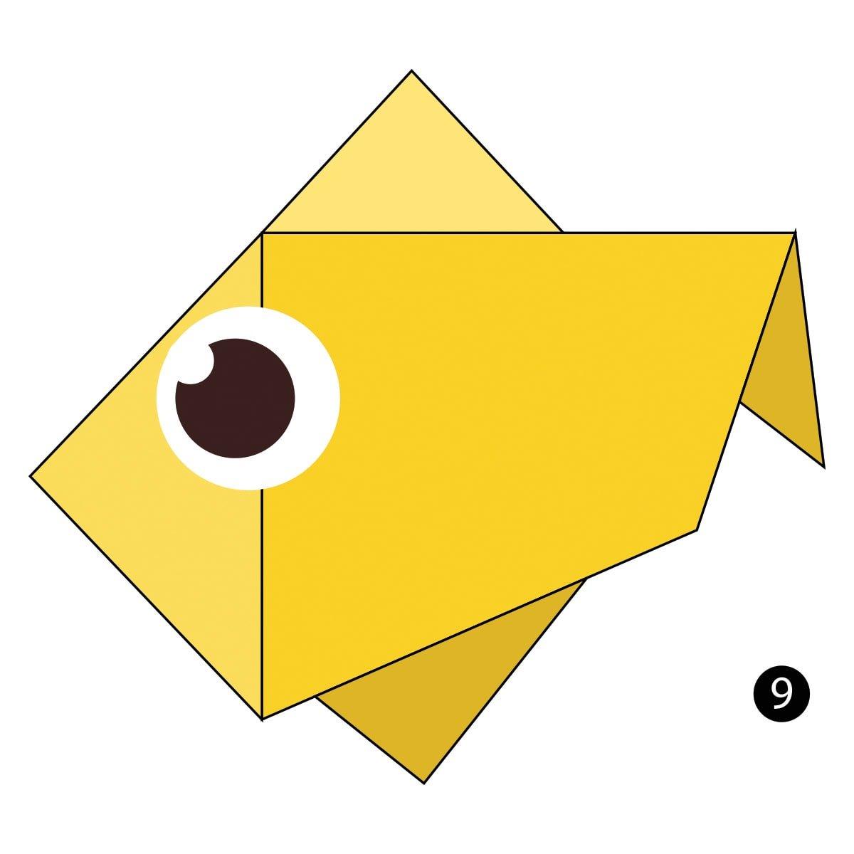 Fish Step 9