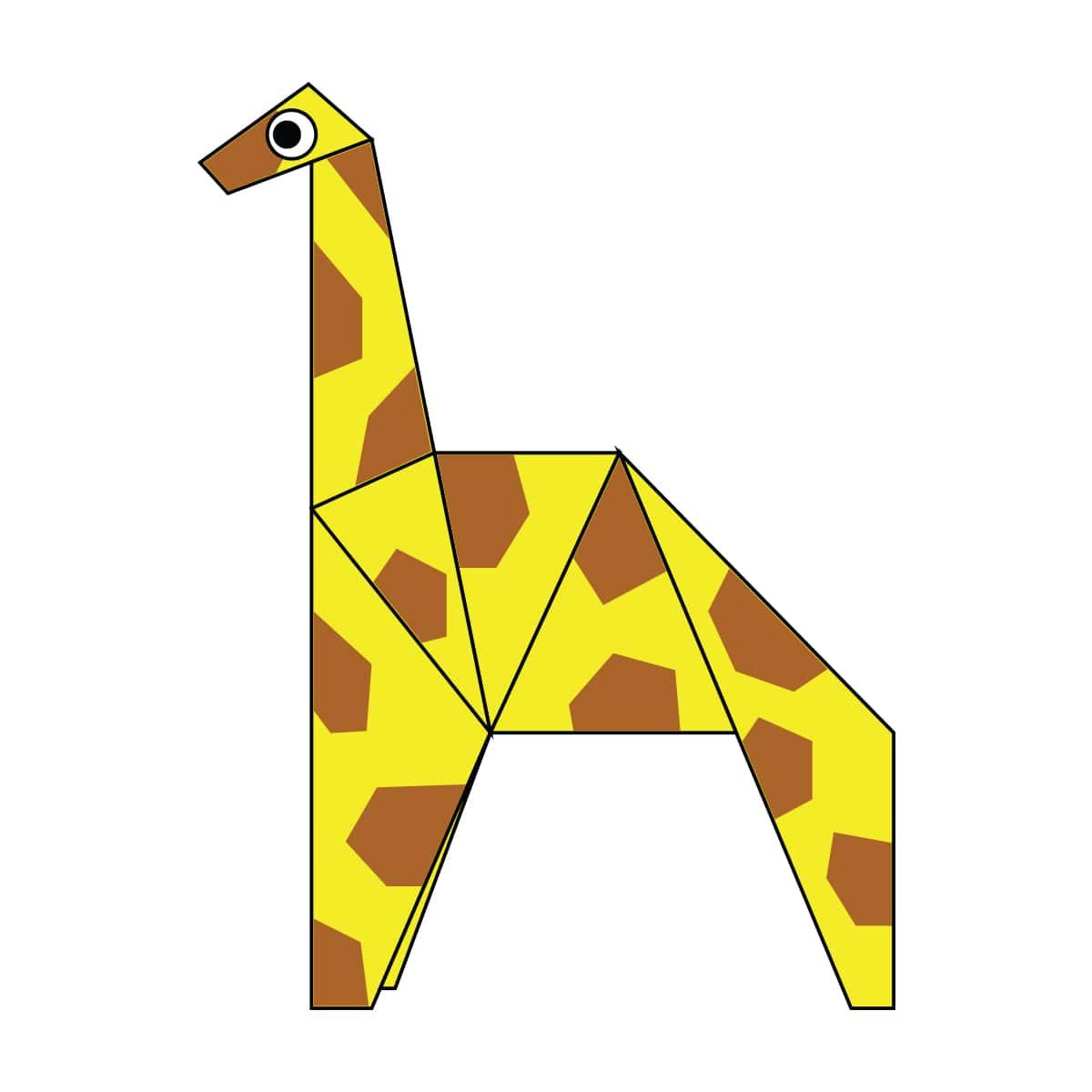 Giraffe Step 21