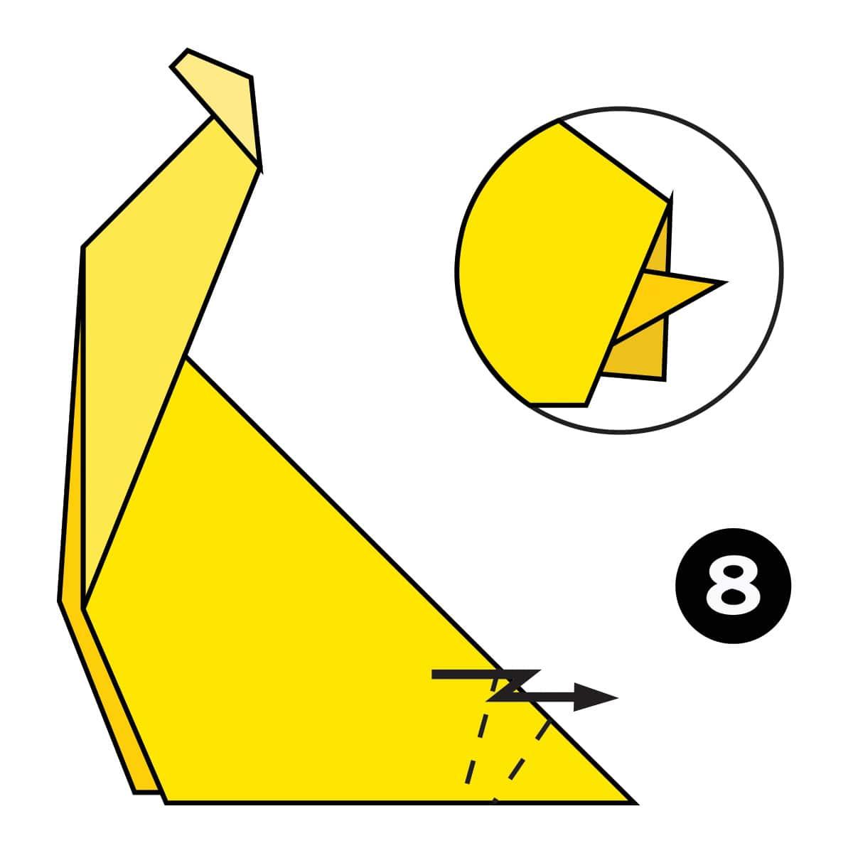 Giraffe Step 8