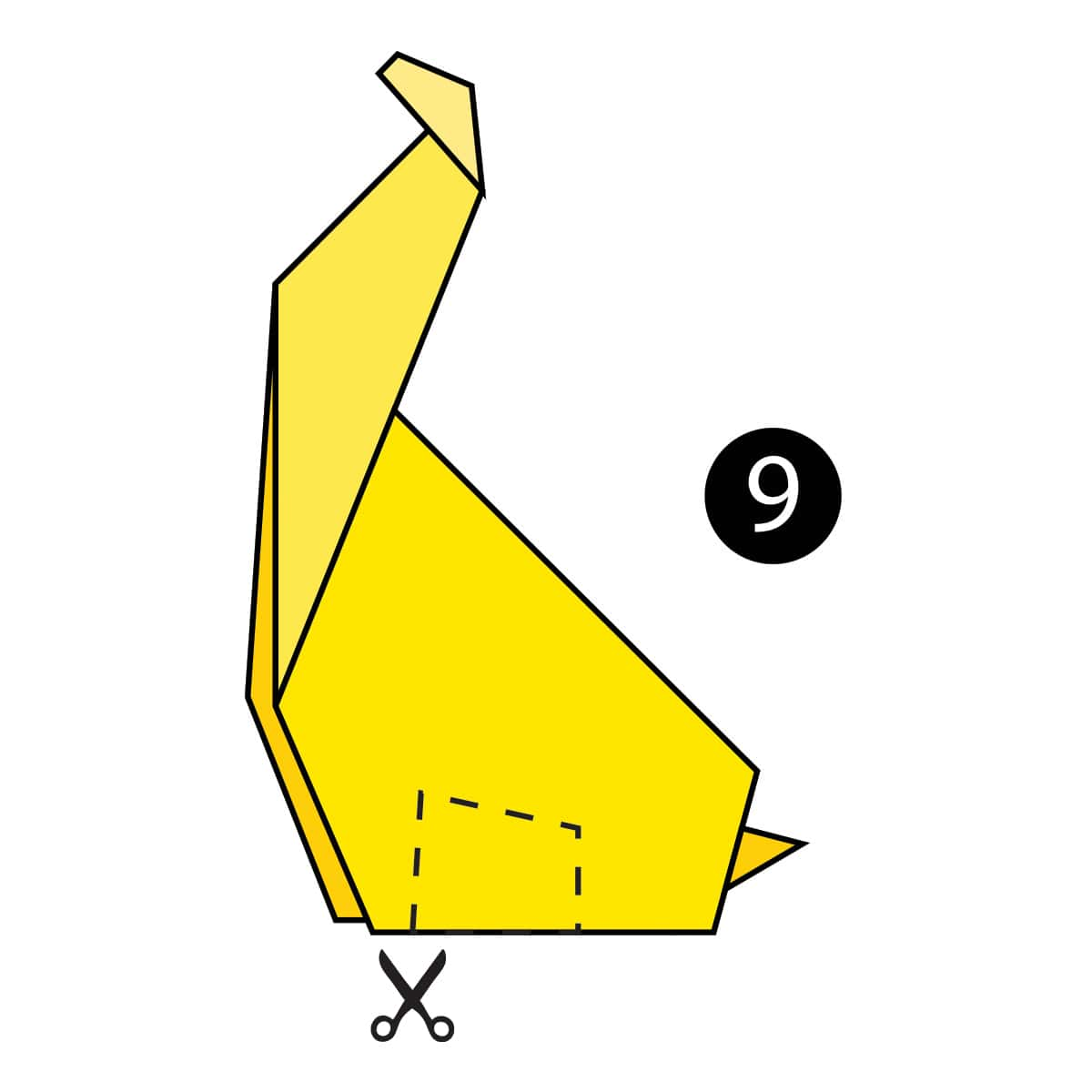 Giraffe Step 9