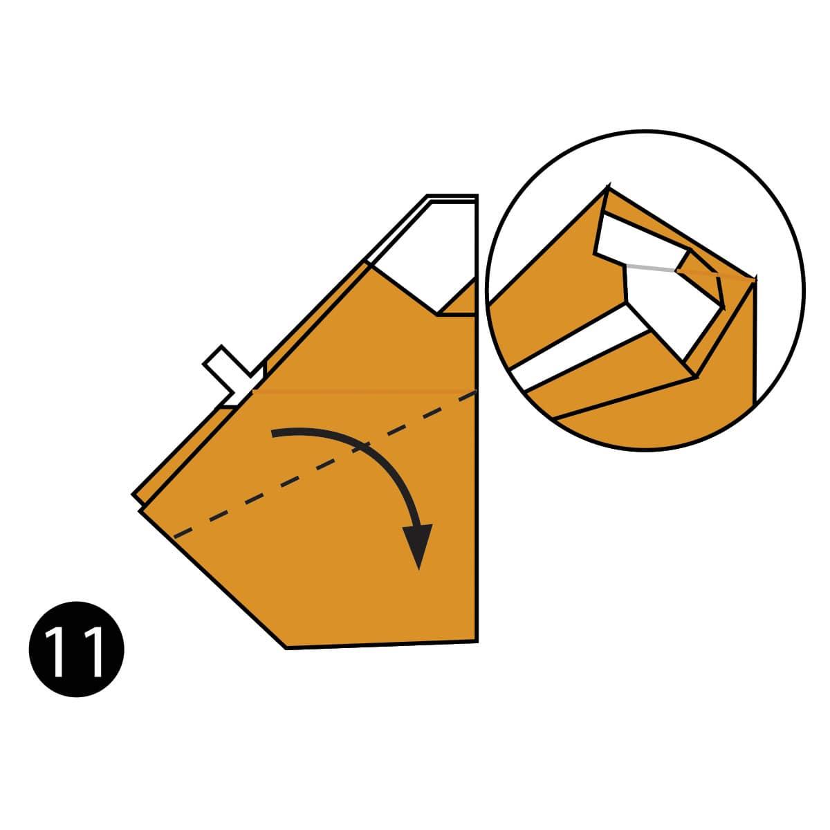 Gorilla Step 11