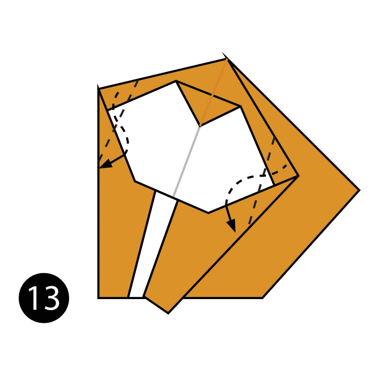 Gorilla Step 13