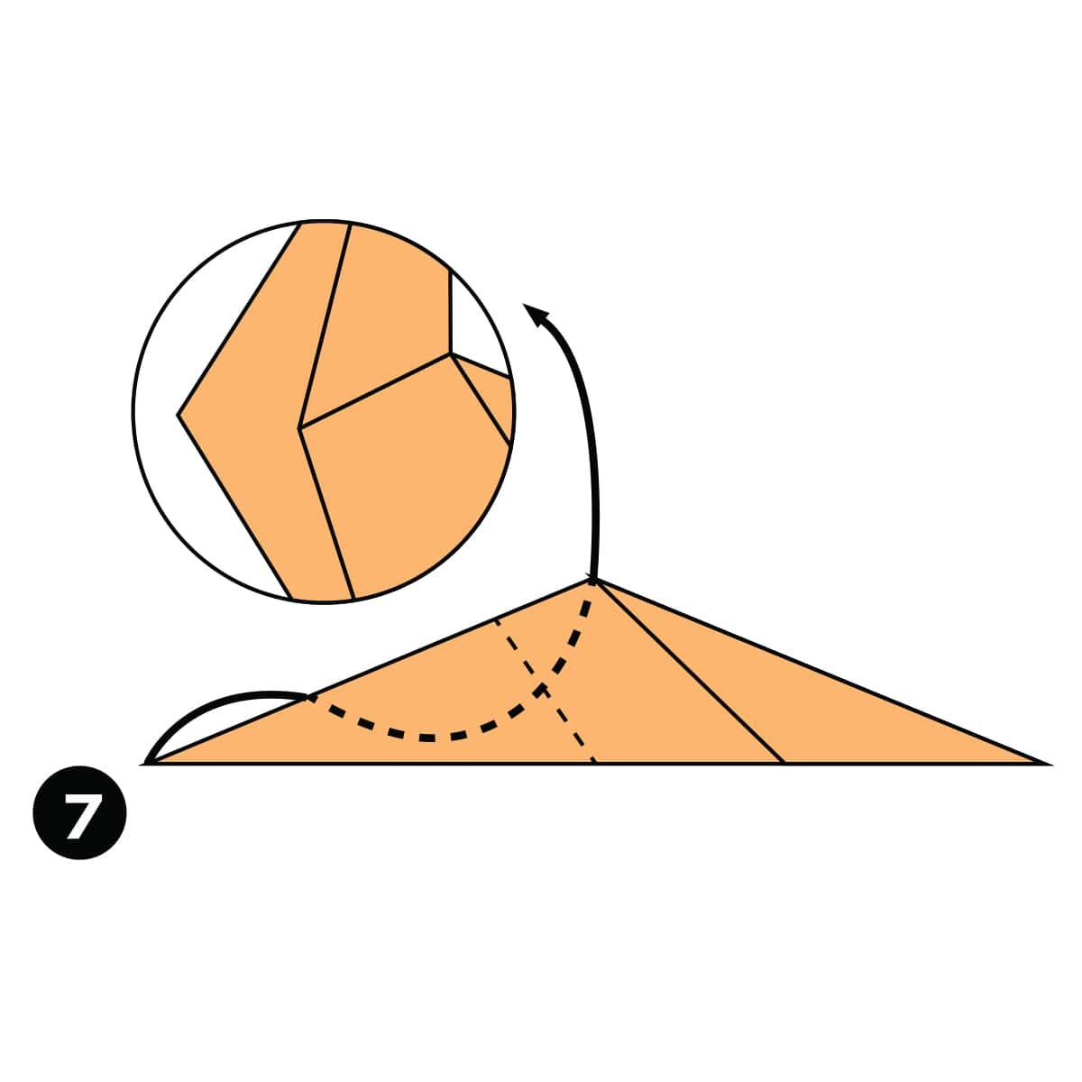 Horse Step 7