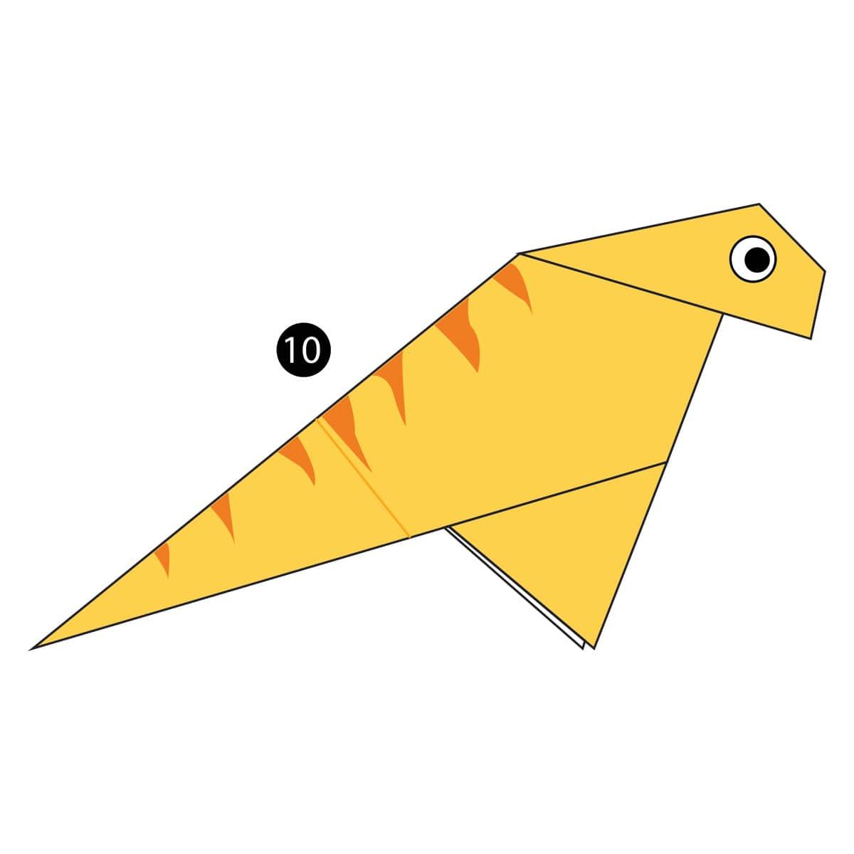 Iguanodon Step 10