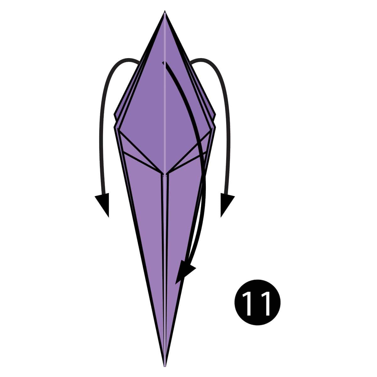 Iris Step 11
