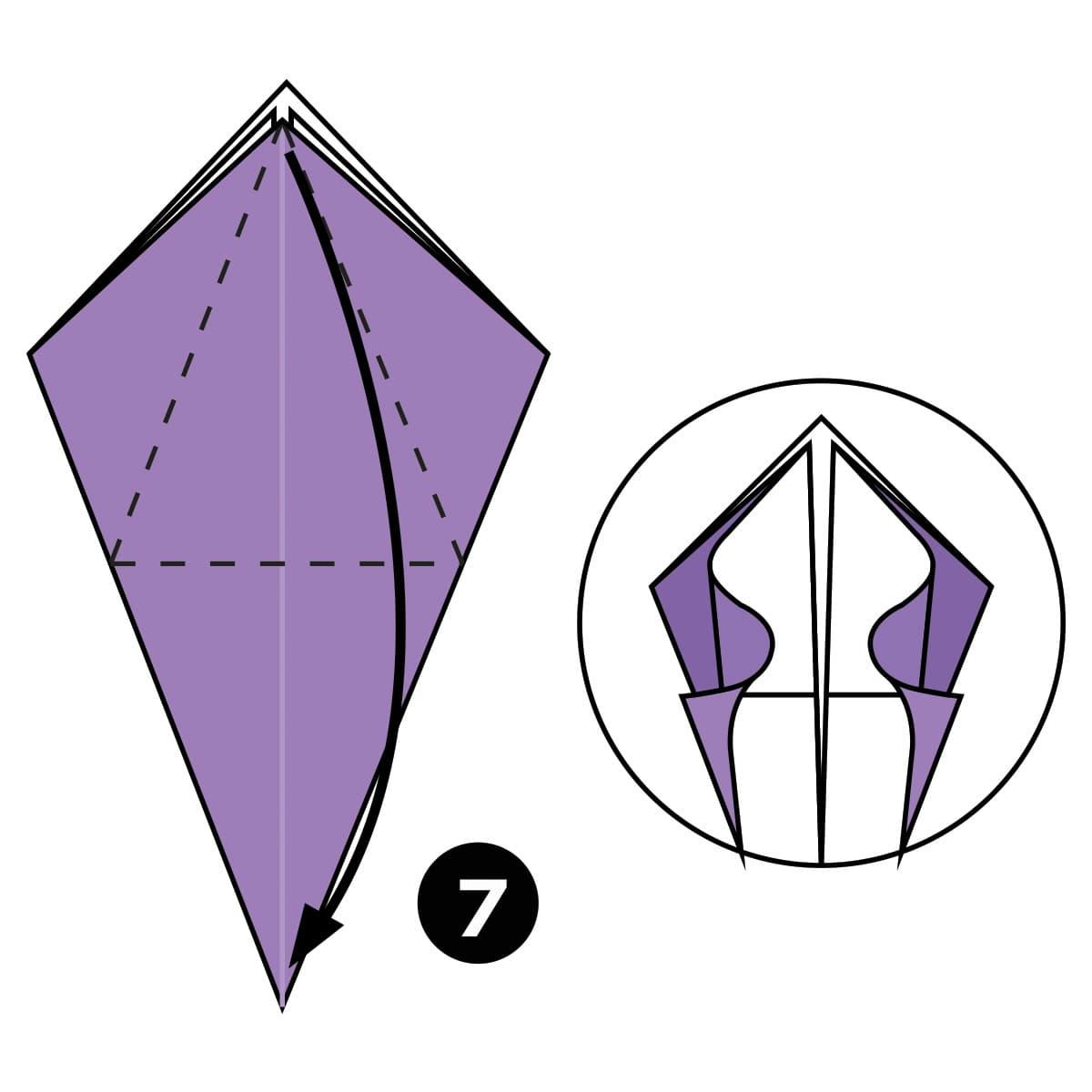 Iris Step 7