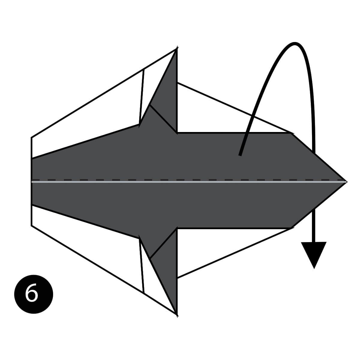 Killer Whale Step 6