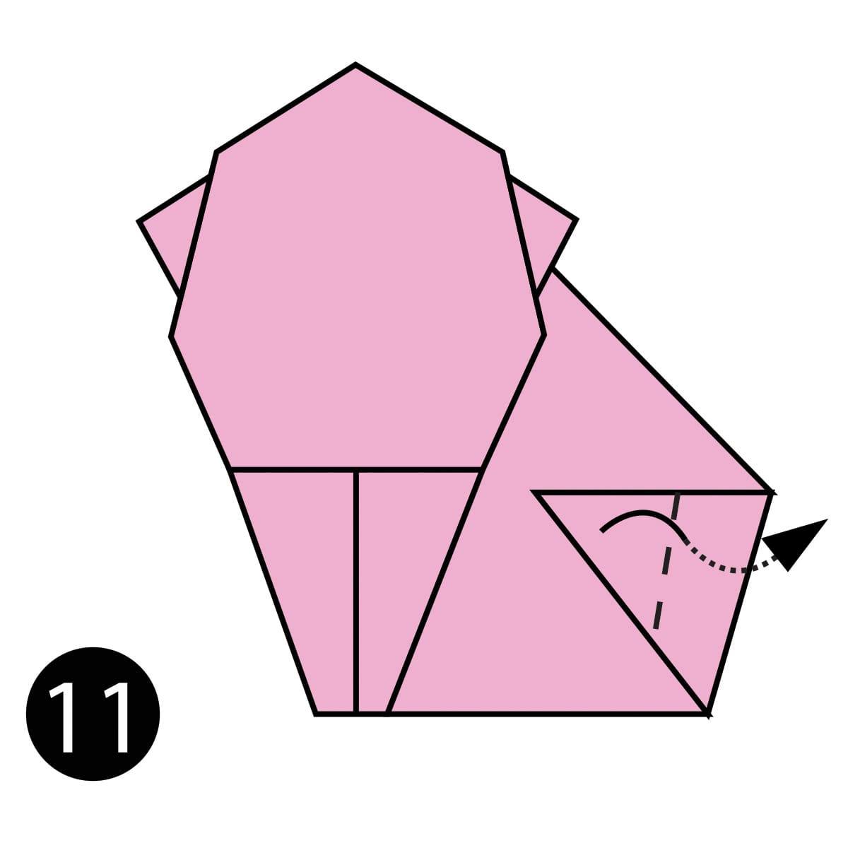Kitty Step 11