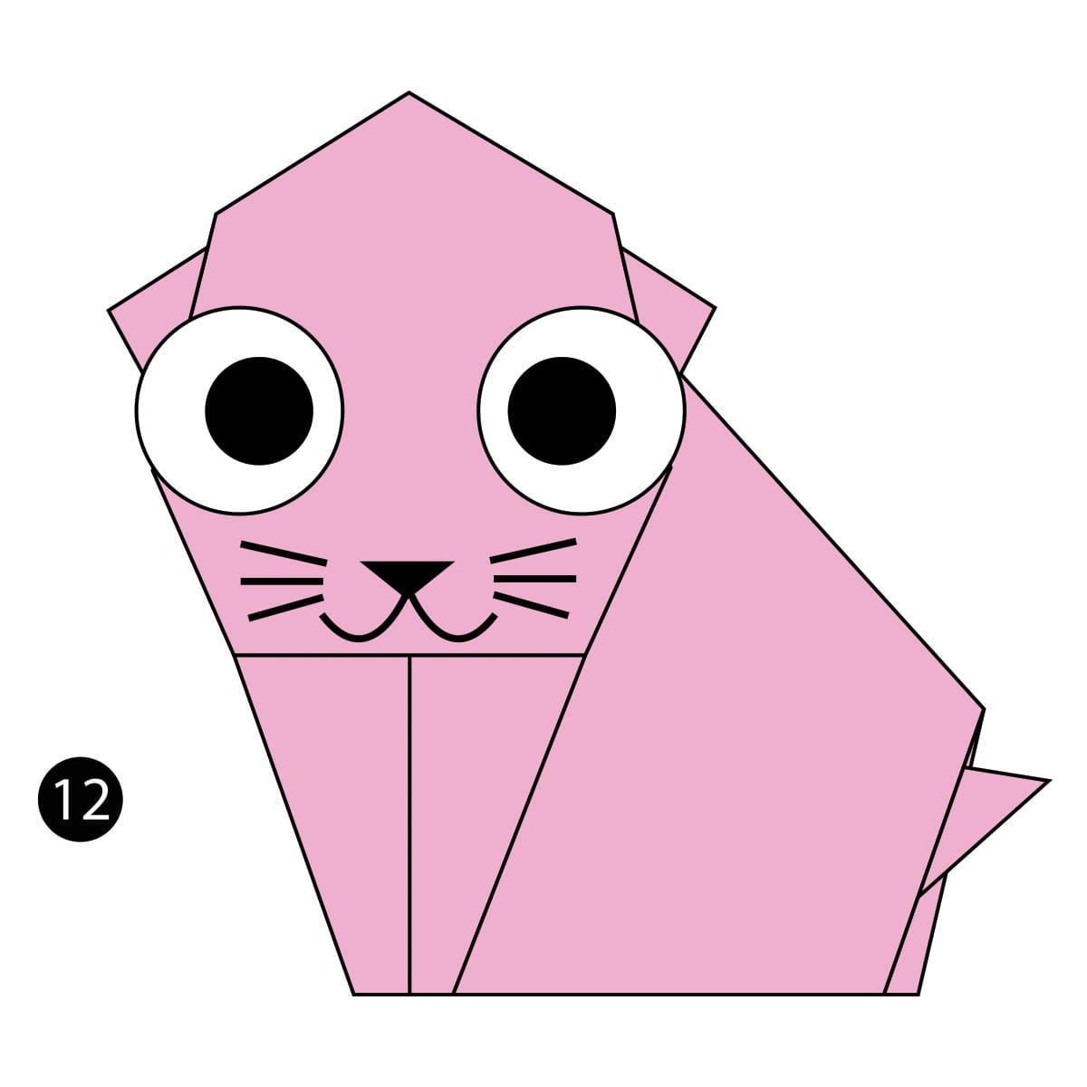 Kitty Step 12