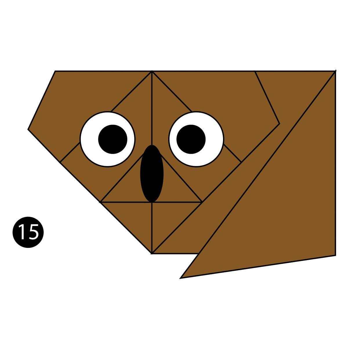 Koala Step 15