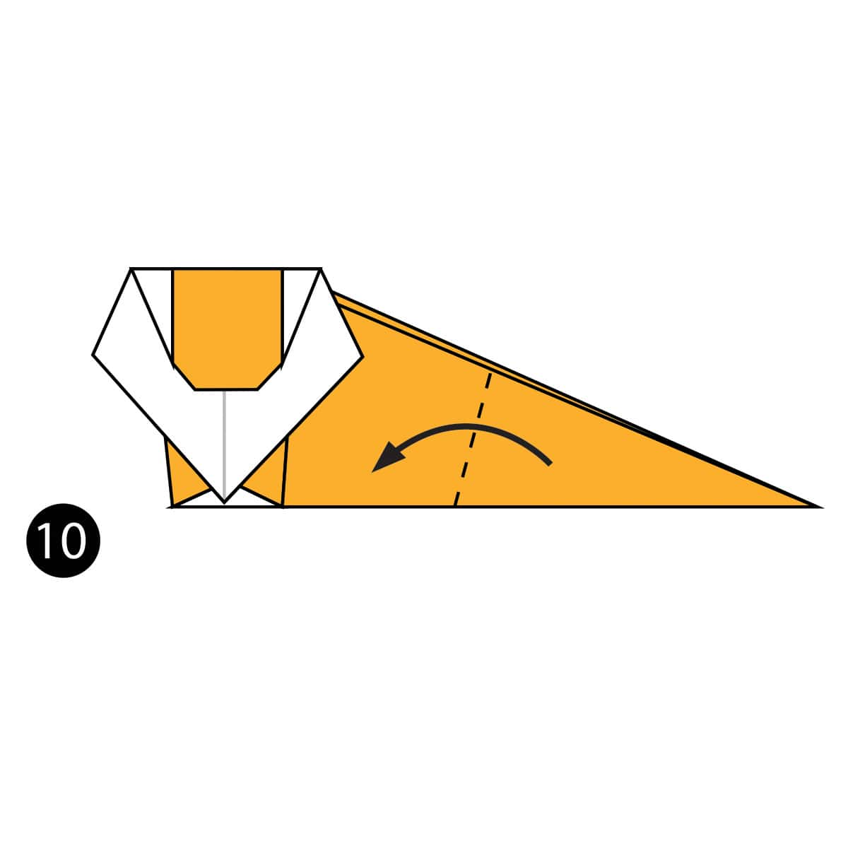 Lion Step 10