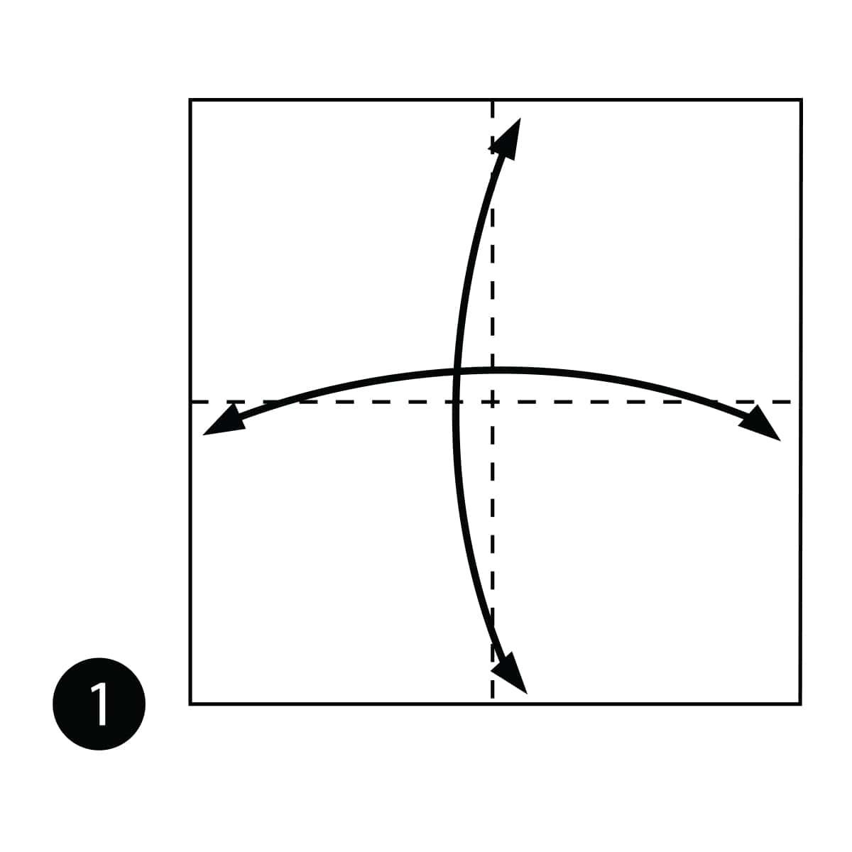 Mitten Step 1