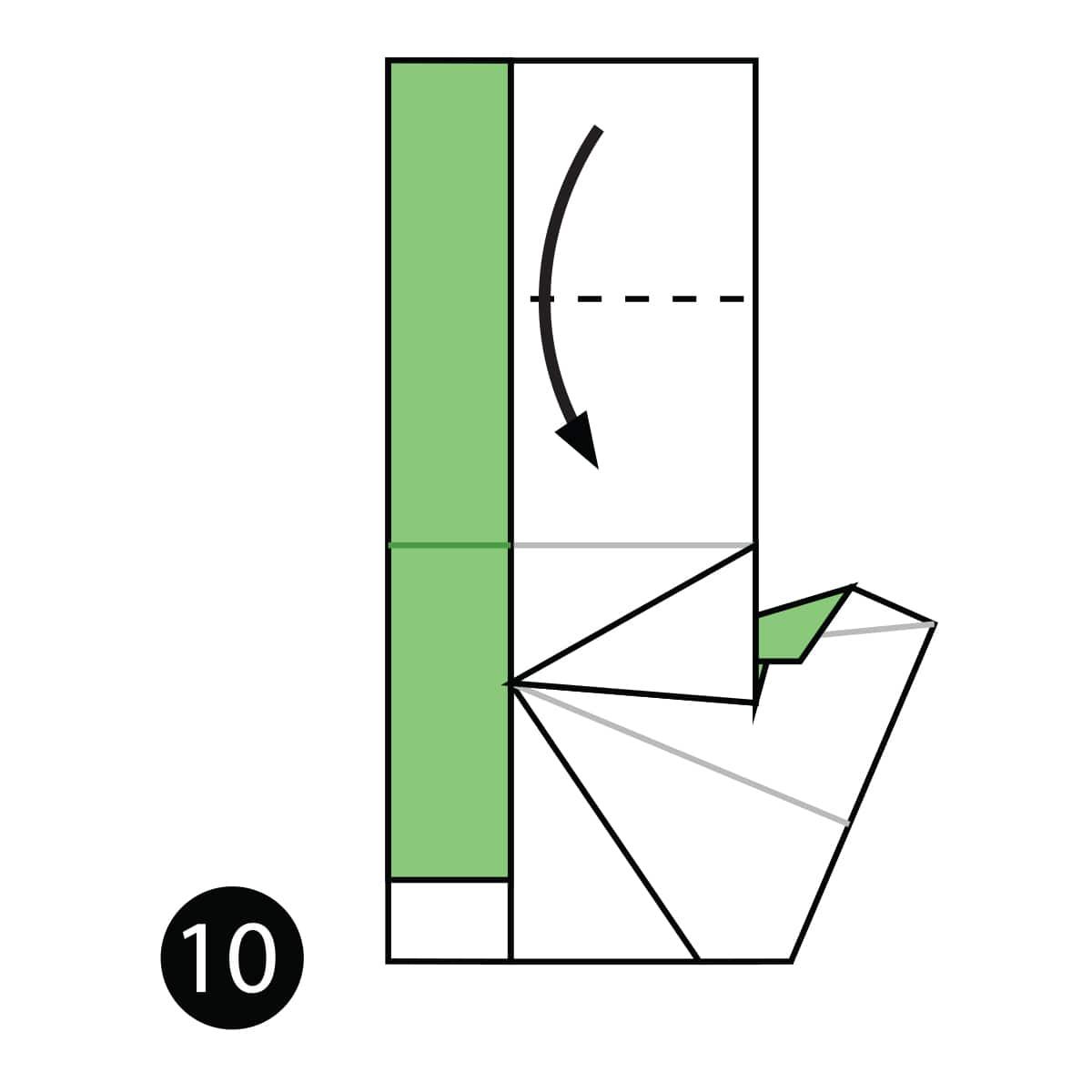 Mitten Step 10
