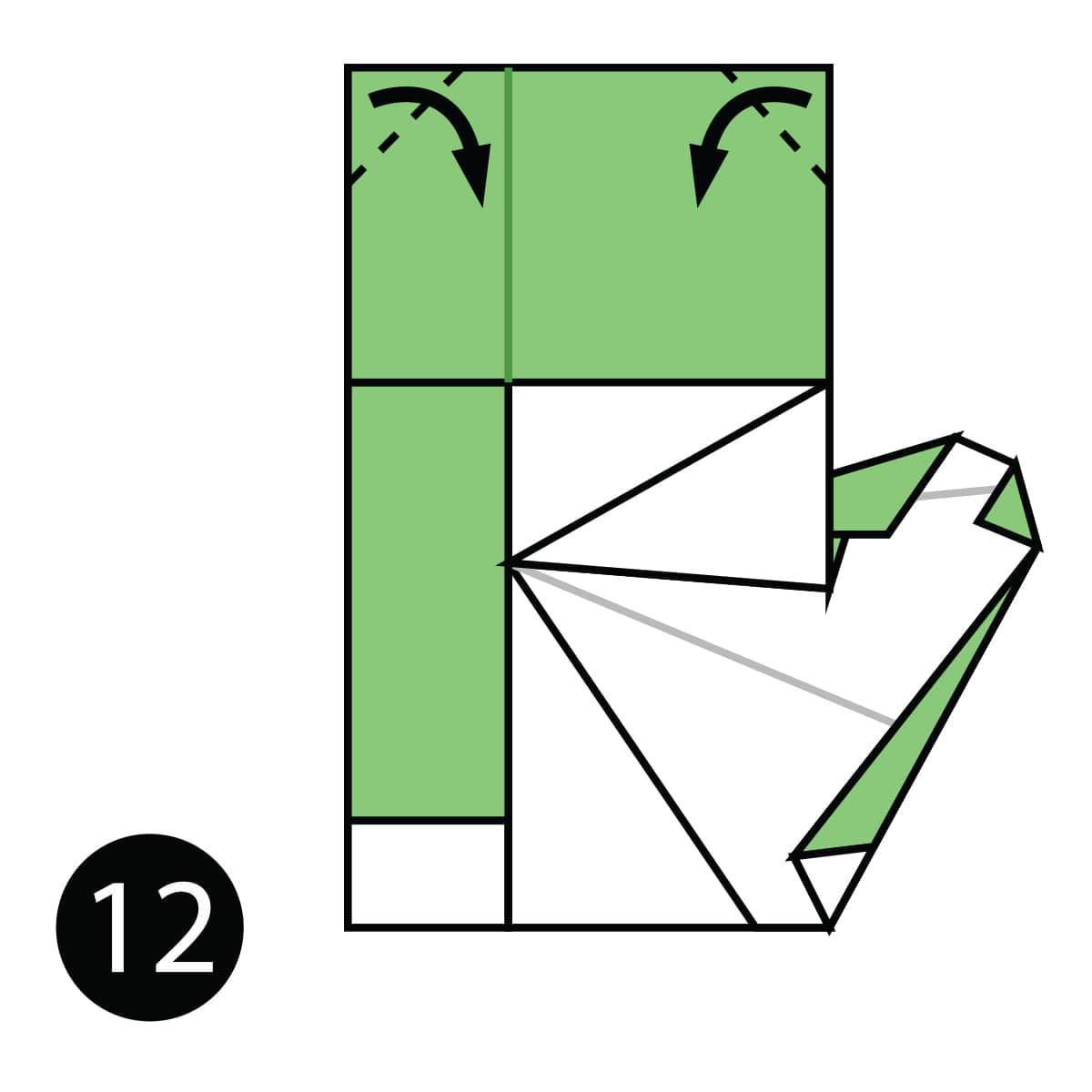Mitten Step 12