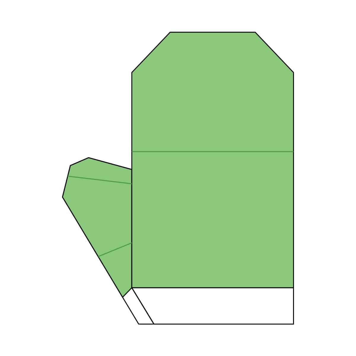 Mitten Step 14