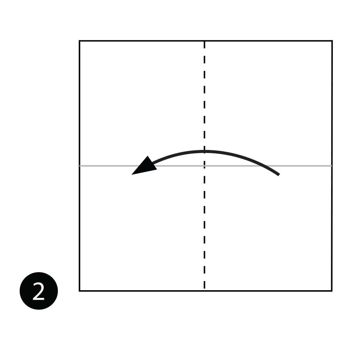 Mitten Step 2