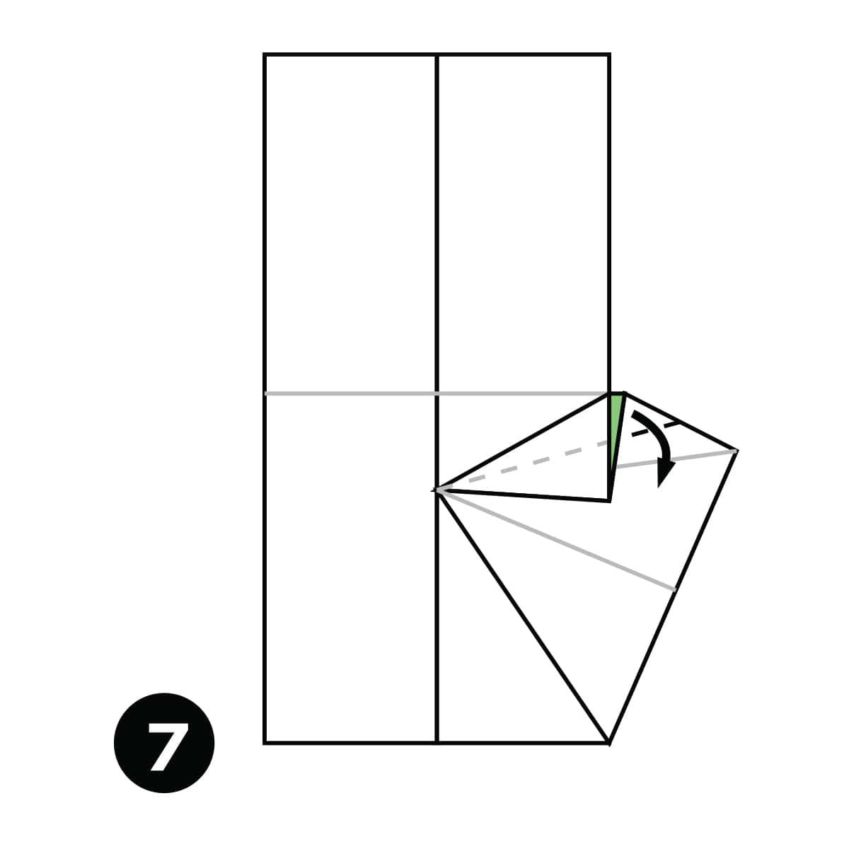 Mitten Step 7