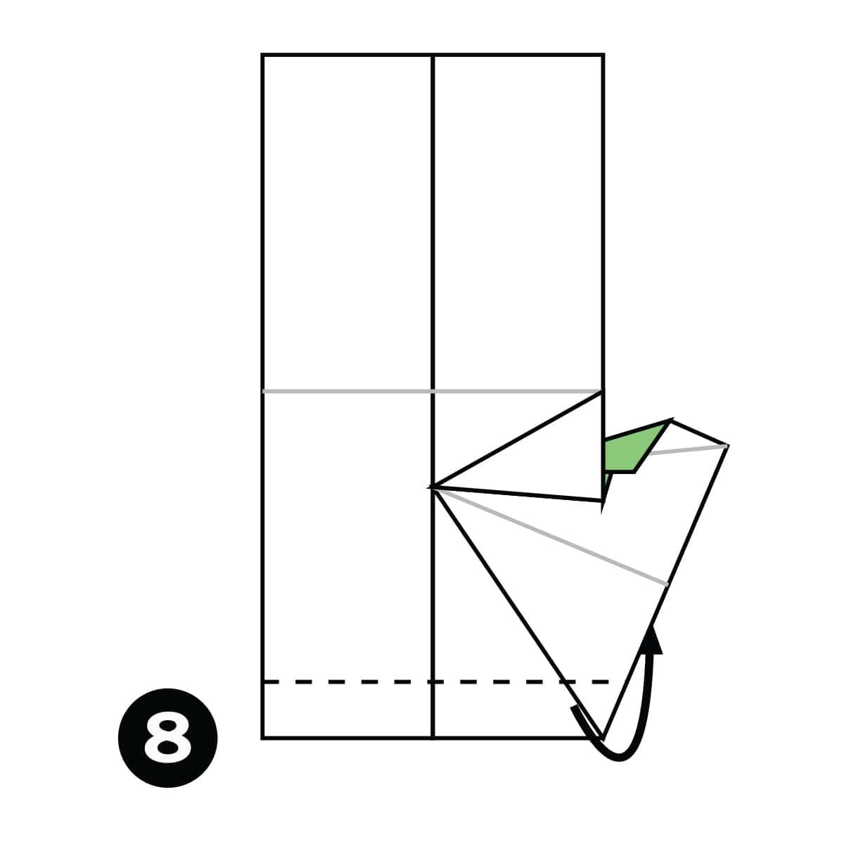 Mitten Step 8