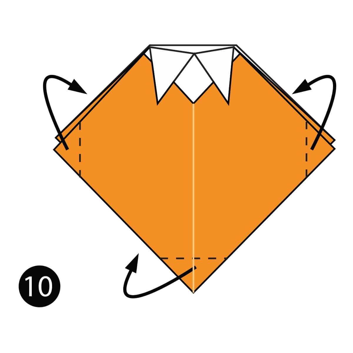 Orange Step 10