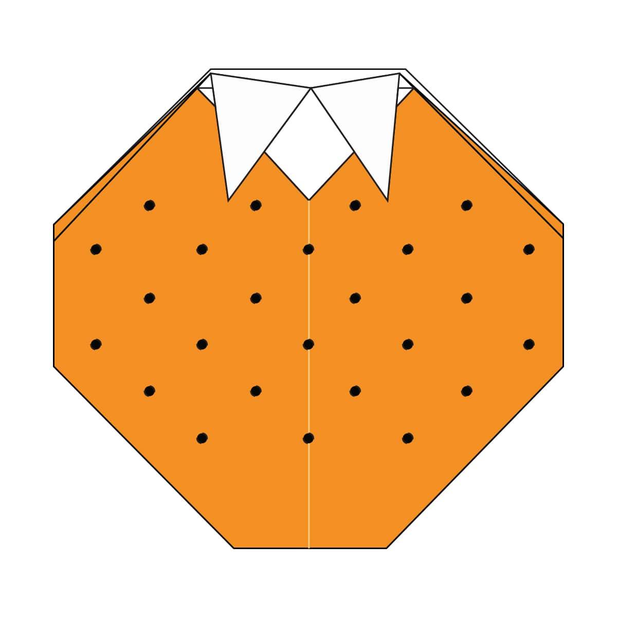 Orange Step 11
