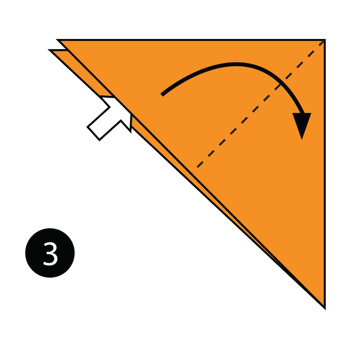 Orange Step 3