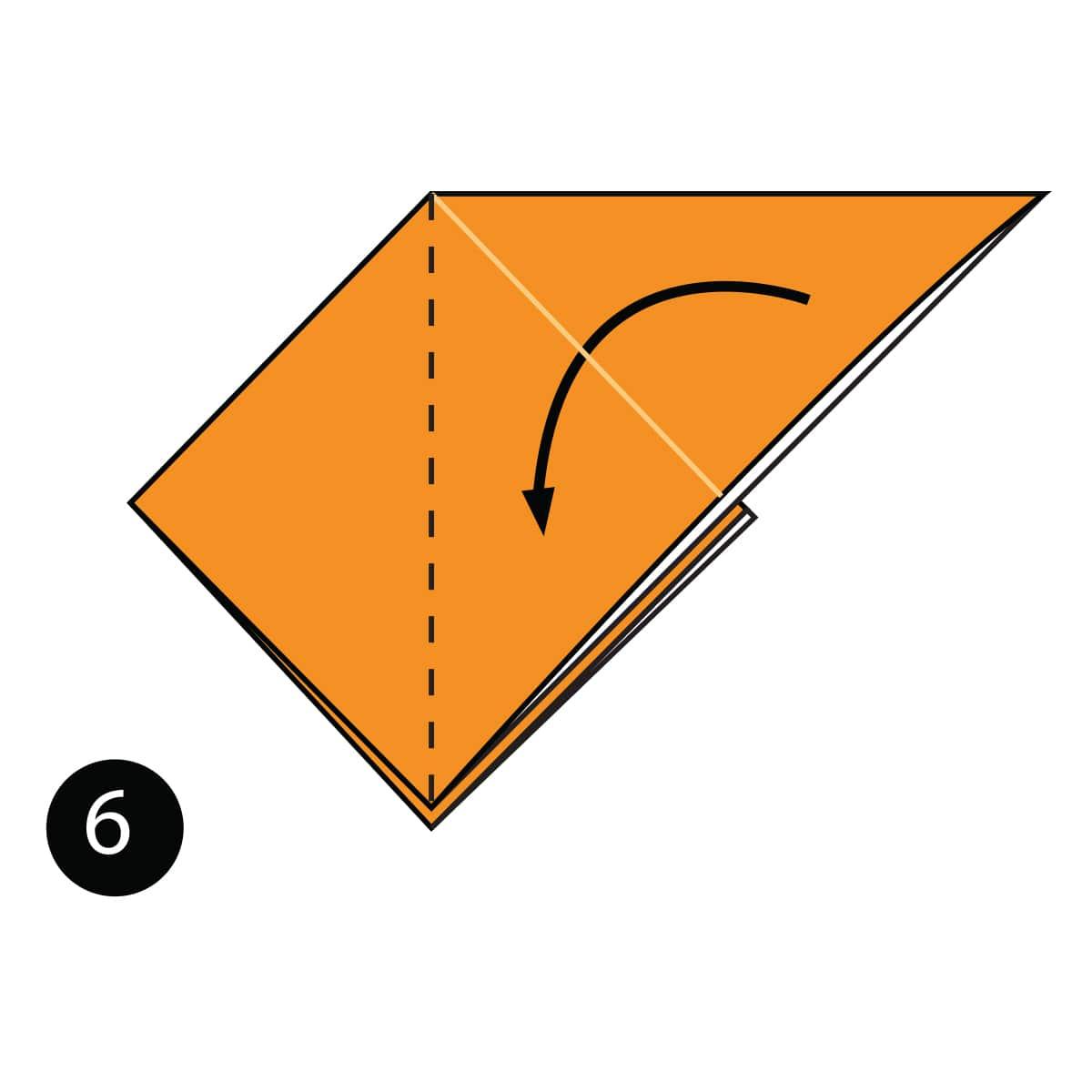Orange Step 6