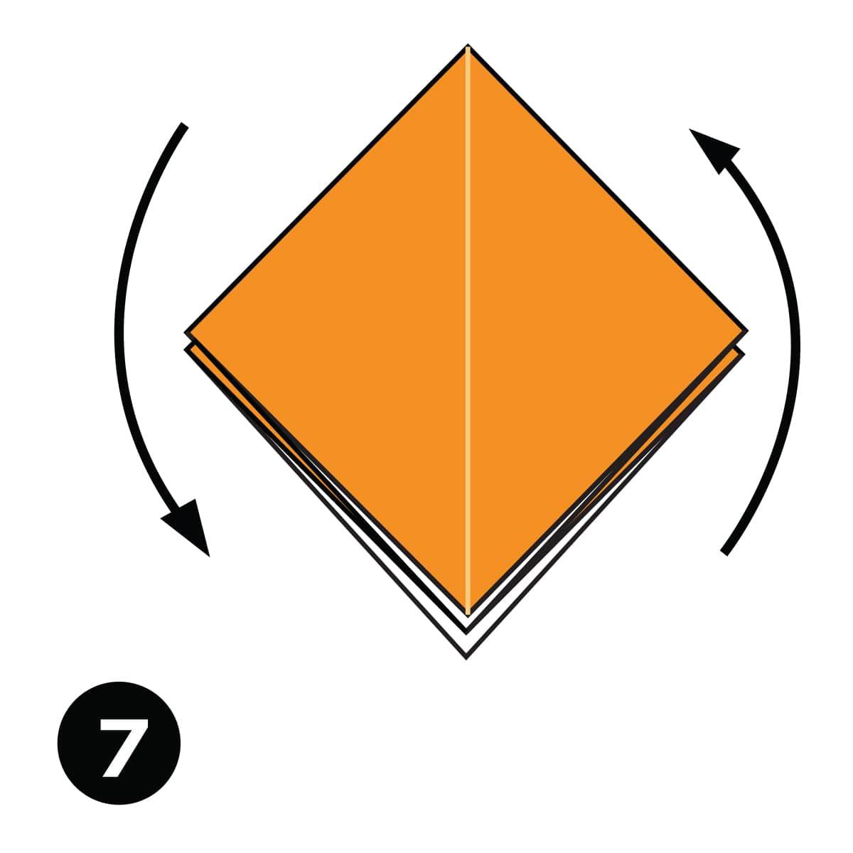 Orange Step 7