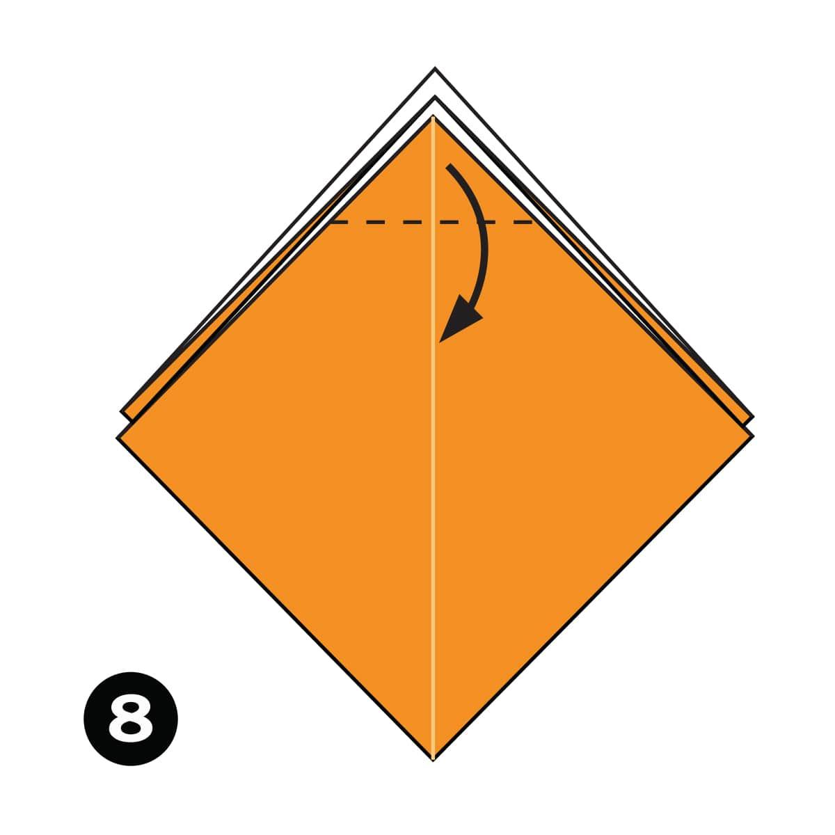 Orange Step 8
