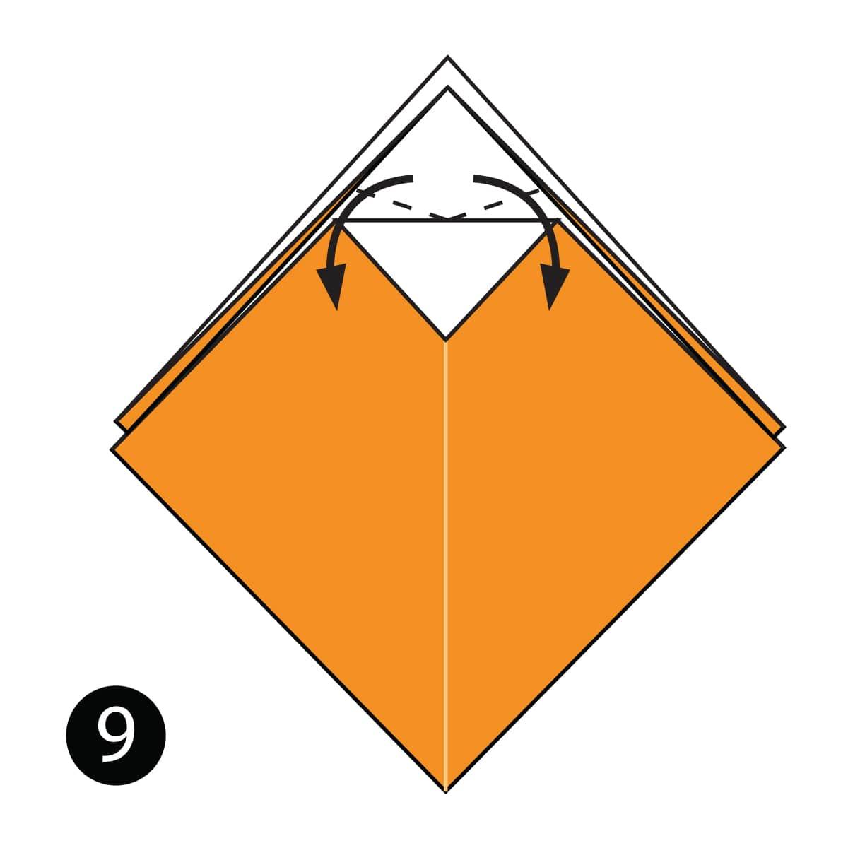 Orange Step 9