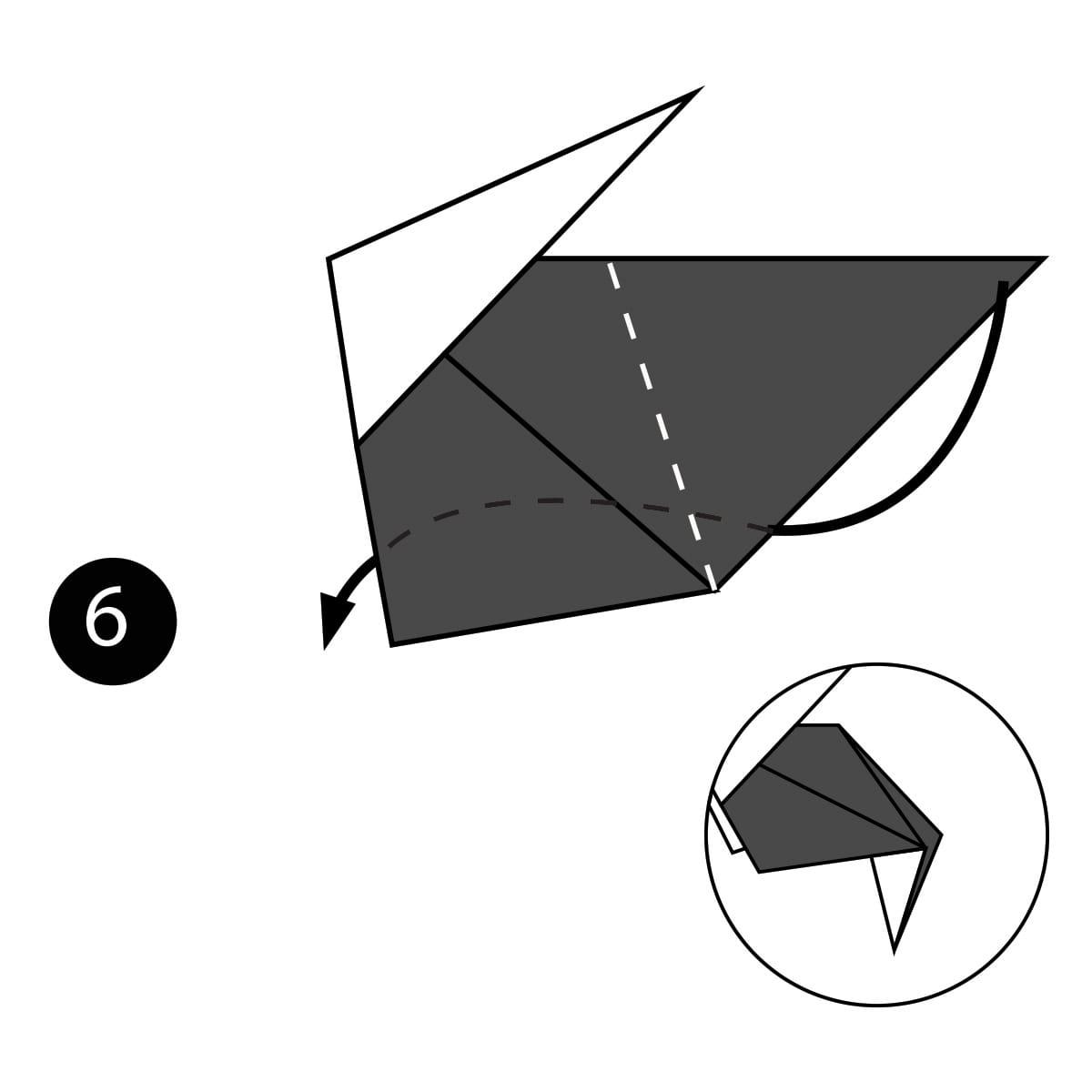 Ostrich Step 6