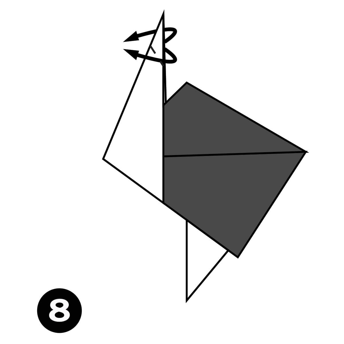 Ostrich Step 8