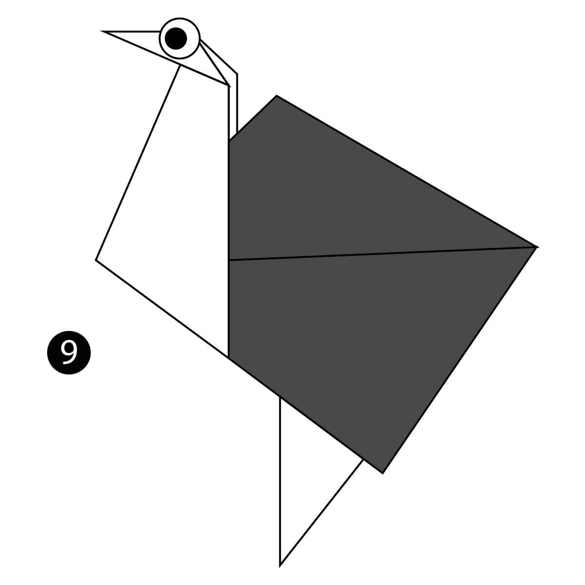Ostrich Step 9
