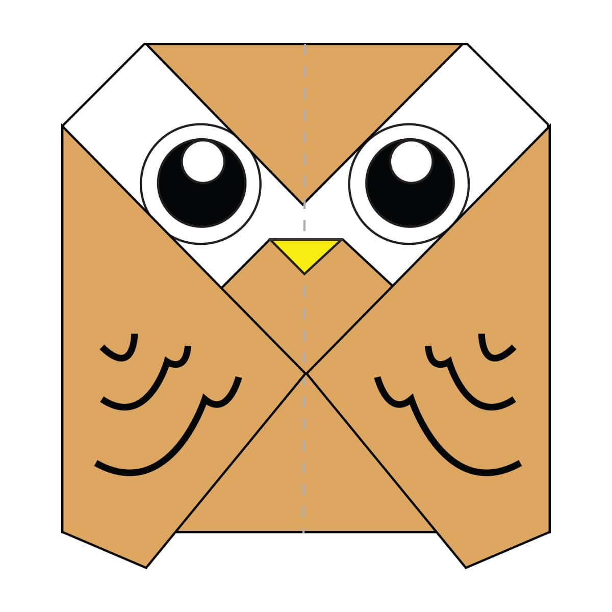 Owl Step 6