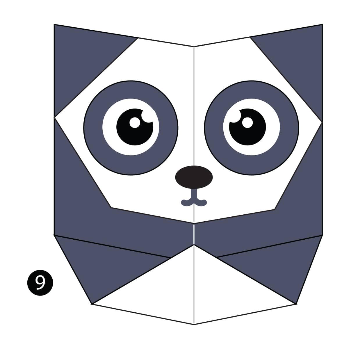 Panda Step 9