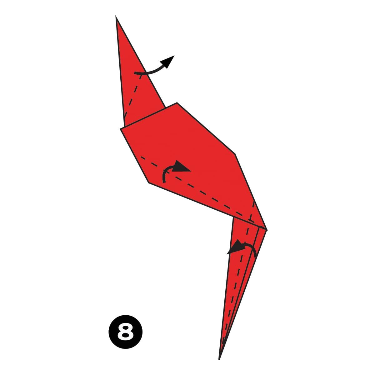Parrot Step 8