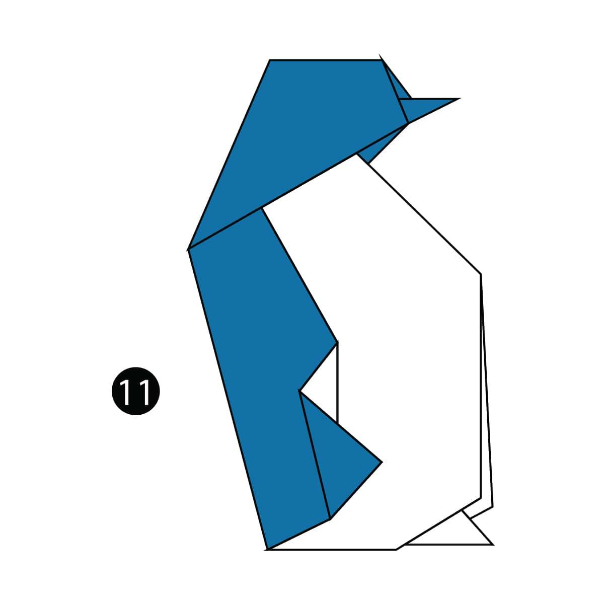 Penguin Step 11
