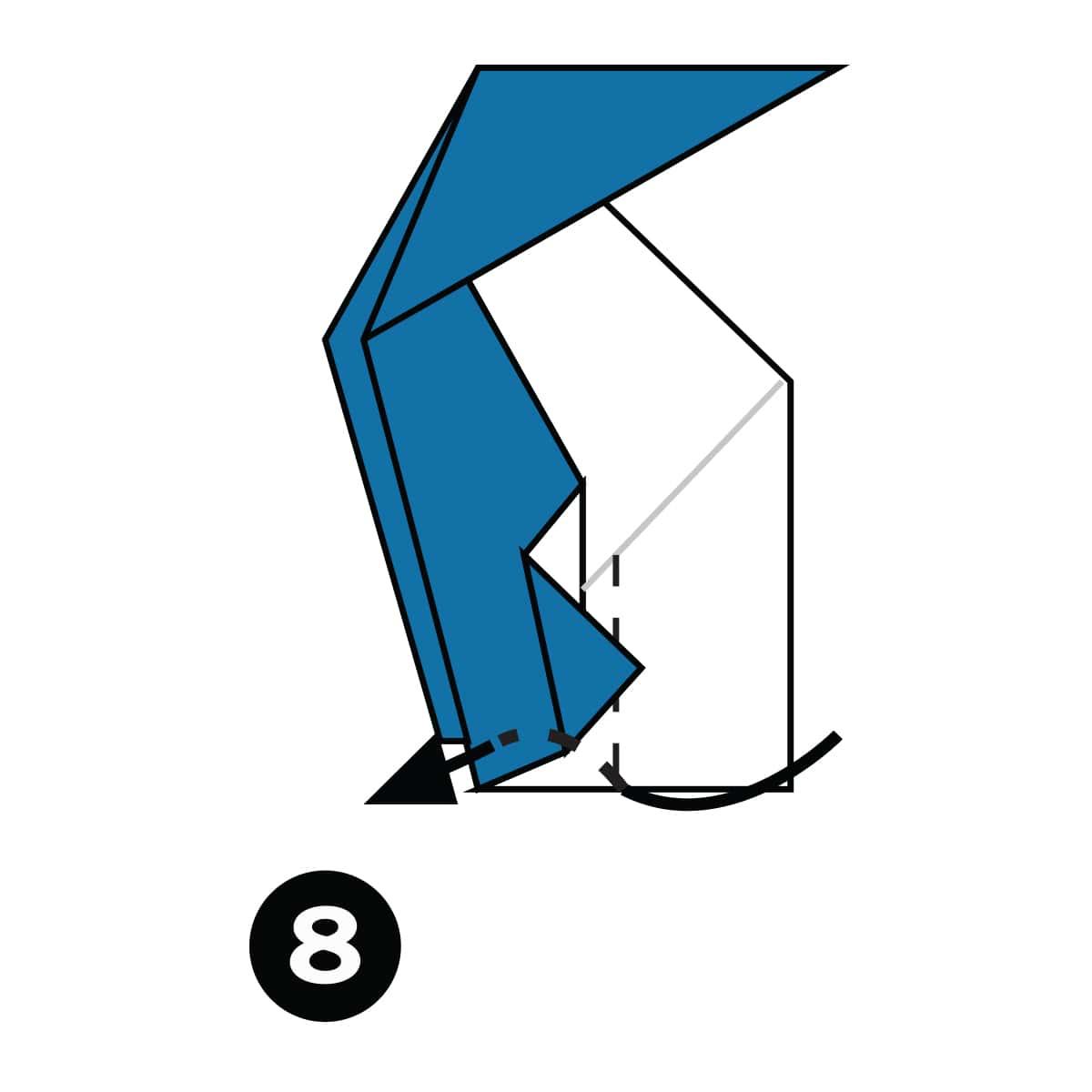 Penguin Step 8