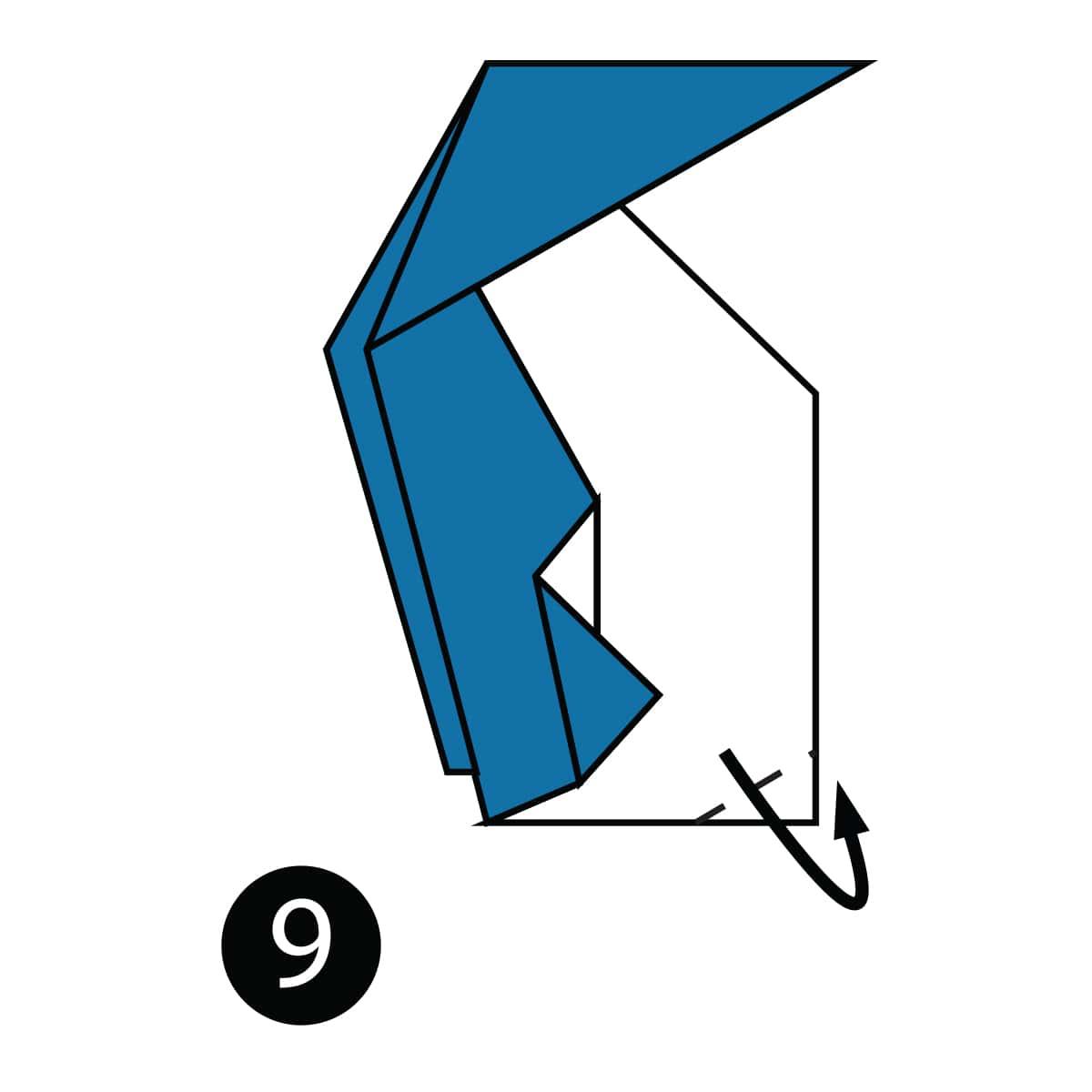 Penguin Step 9