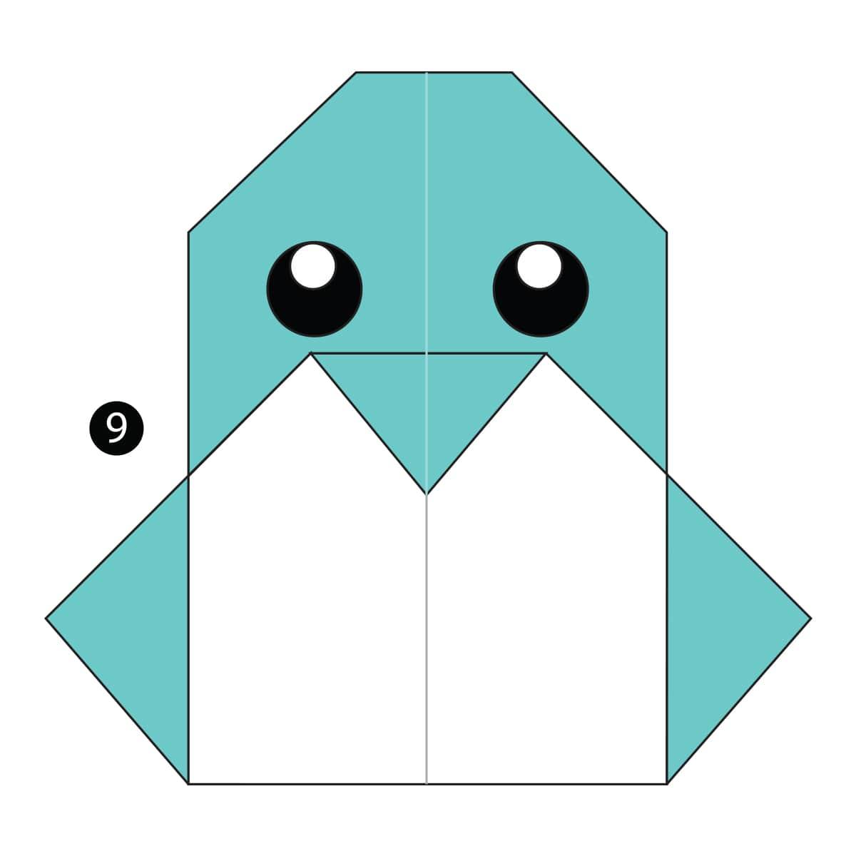 Penguin Baby Step 9