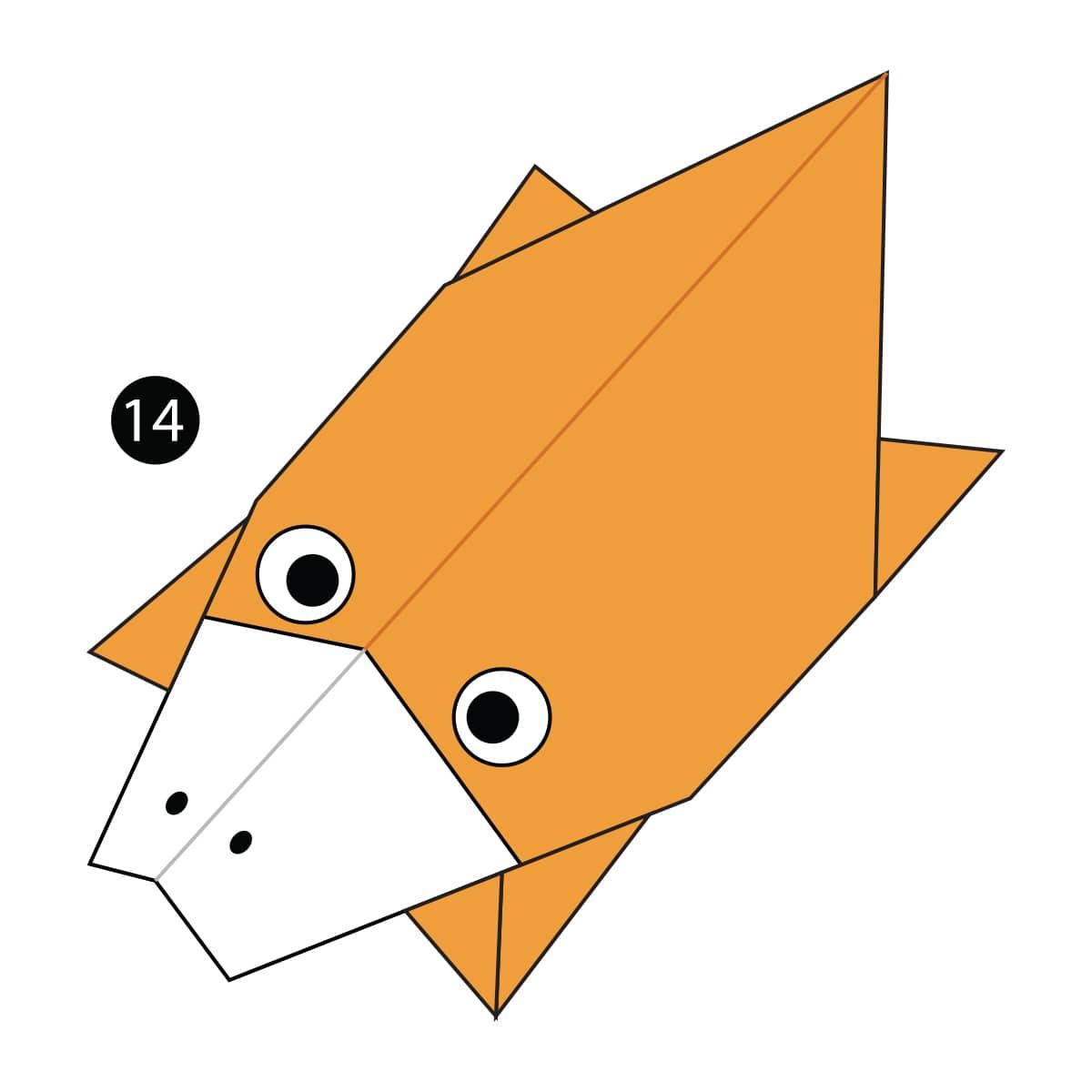 Platypus Step 14