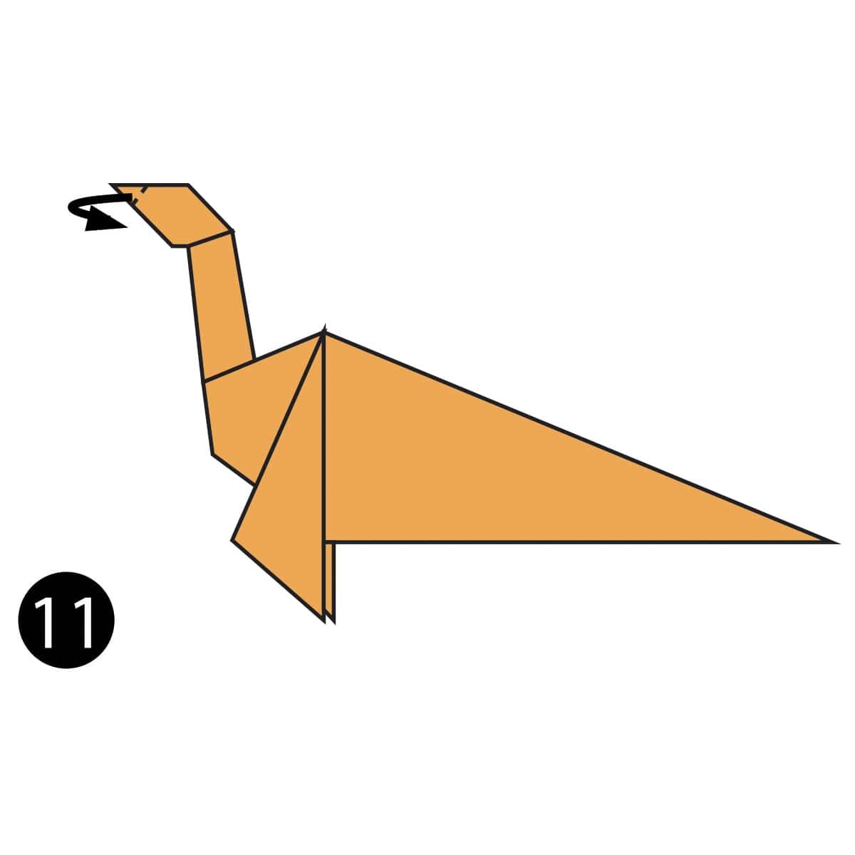 Plesiosaurus Step 11