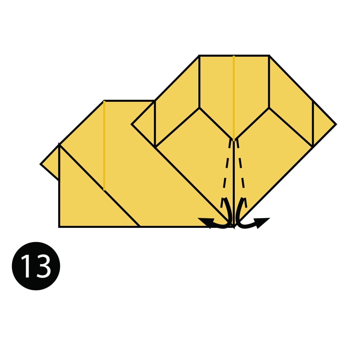 Pomeranian Step 13